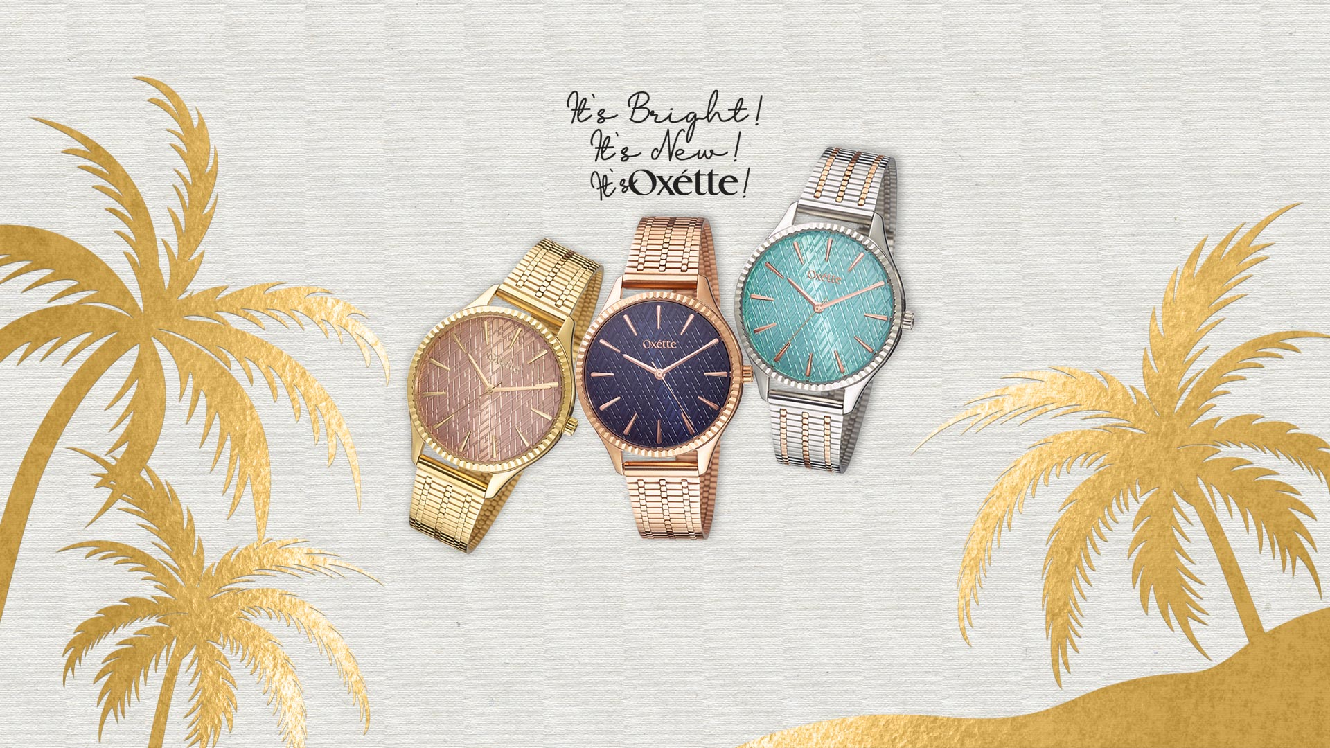 Florida Watch - Oxette