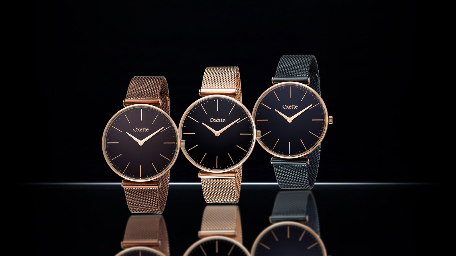 Watches - Oxette