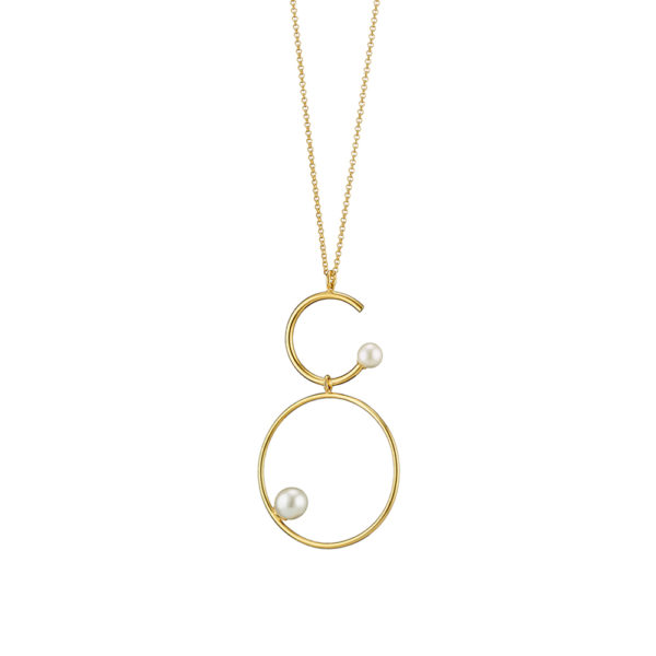 01X05-02374 Oxette Anaconda Necklace