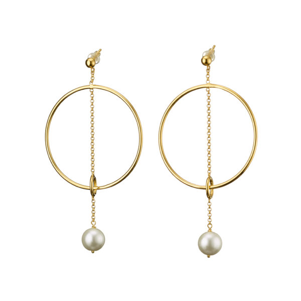 03X05-02032 Oxette Anaconda Earrings