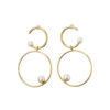 03X05-02034 Oxette Anaconda Earrings