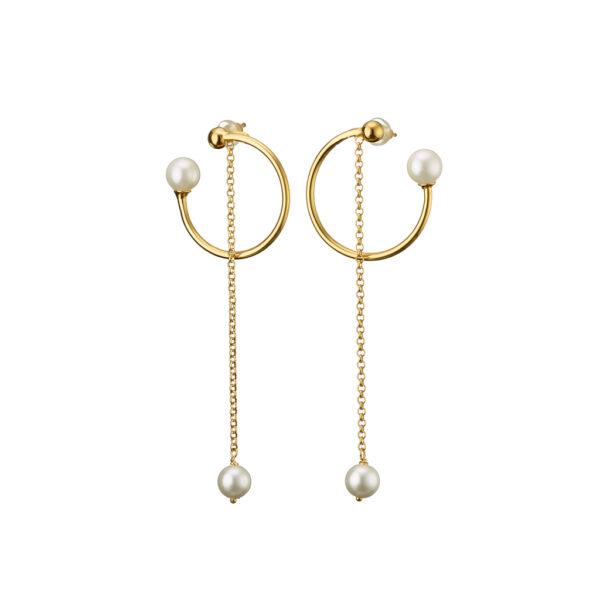 03X05-02031 Oxette Anaconda Earrings