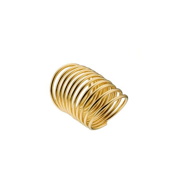 04X05-01421 Oxette Anaconda Ring