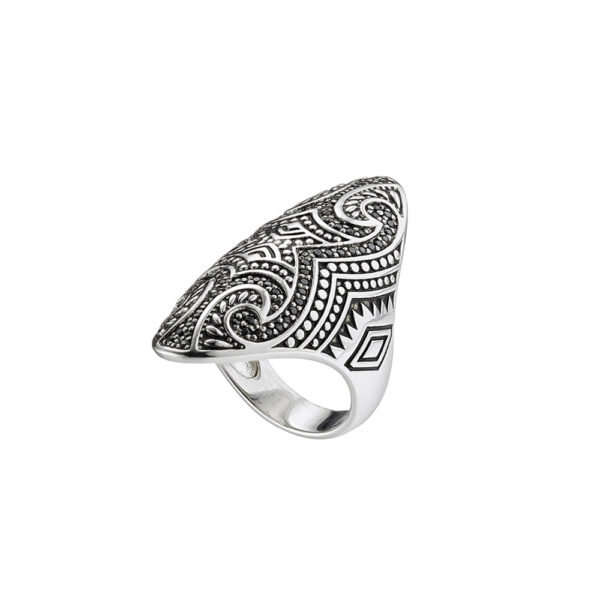 04X01-03589 Oxette Bali Ring