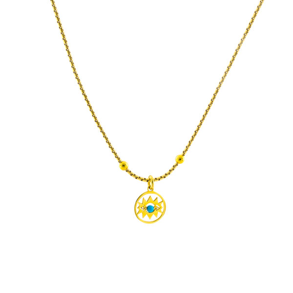 01X05-02443 Oxette Necklace