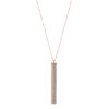 01X05-02544 Oxette Rain Necklace