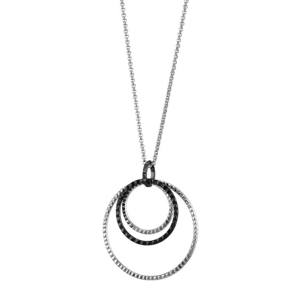01X15-00121 Oxette Heavy Metal Necklace