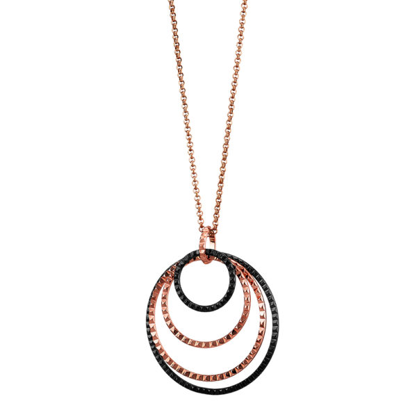 01X15-00123 Oxette Heavy Metal Necklace