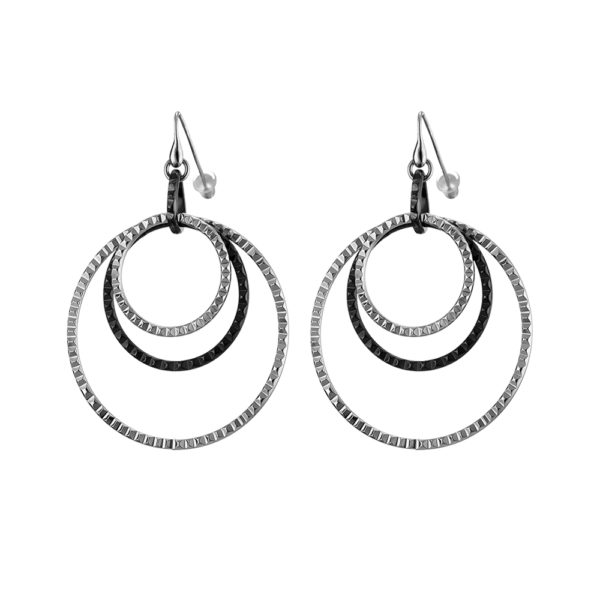 03X15-00182 Oxette Heavy Metal Earrings