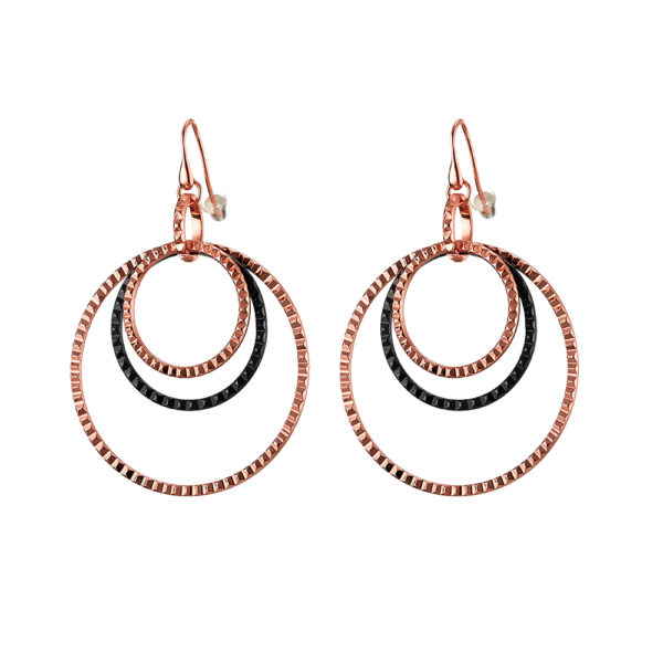 03X15-00188 Oxette Heavy Metal Earrings