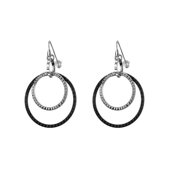 03X15-00193 Oxette Heavy Metal Earrings