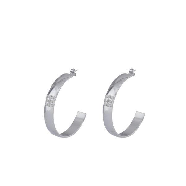 03X03-00070 Oxette Heavy Metal Earrings