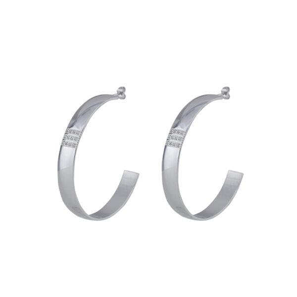 03X03-00071 Oxette Heavy Metal Earrings