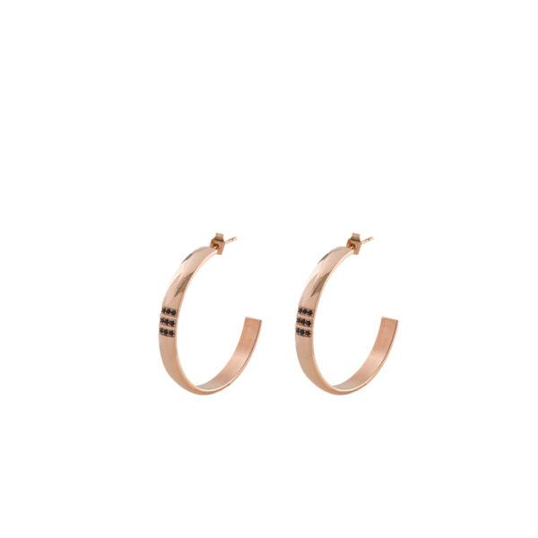 03X27-00256 Oxette Heavy Metal Earrings