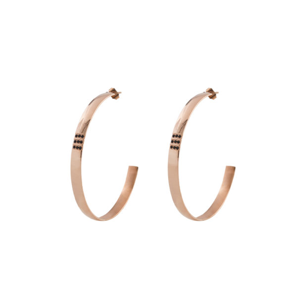 03X27-00258 Oxette Heavy Metal Earrings