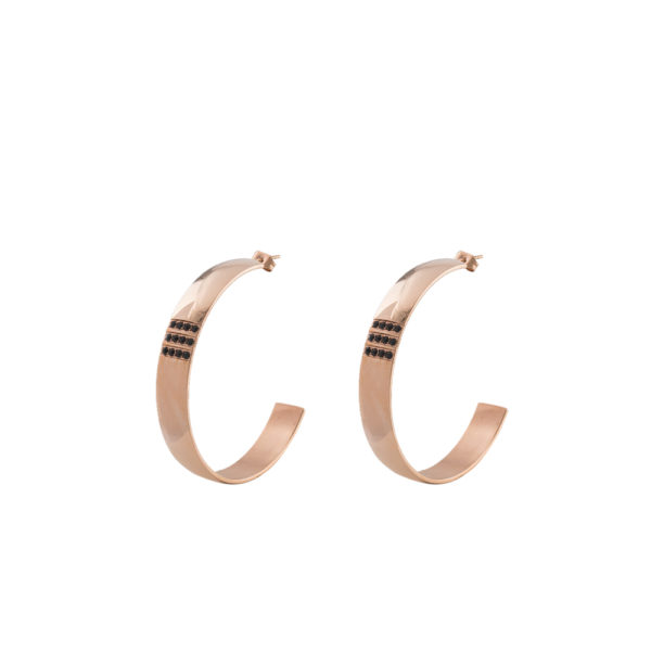 03X27-00260 Oxette Heavy Metal Earrings