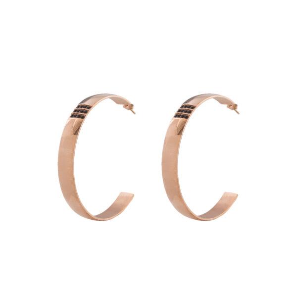 03X27-00261 Oxette Heavy Metal Earrings