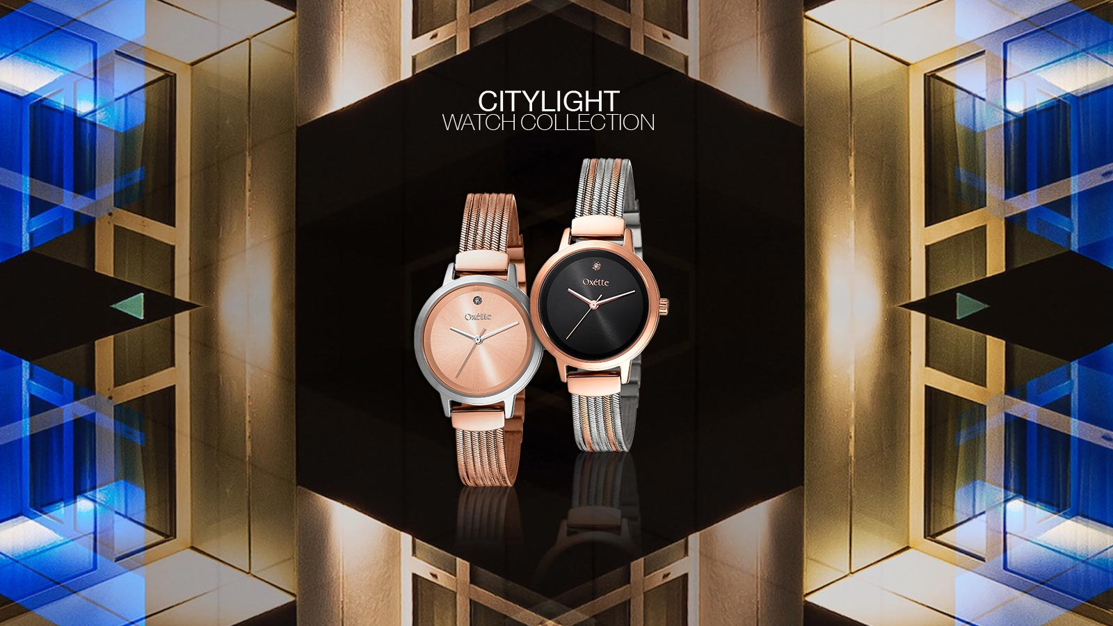 Citylight Watches - Oxette