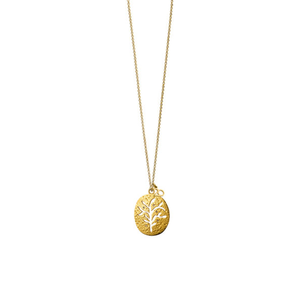 01X27-00352 Oxette Lucky Charm Necklace