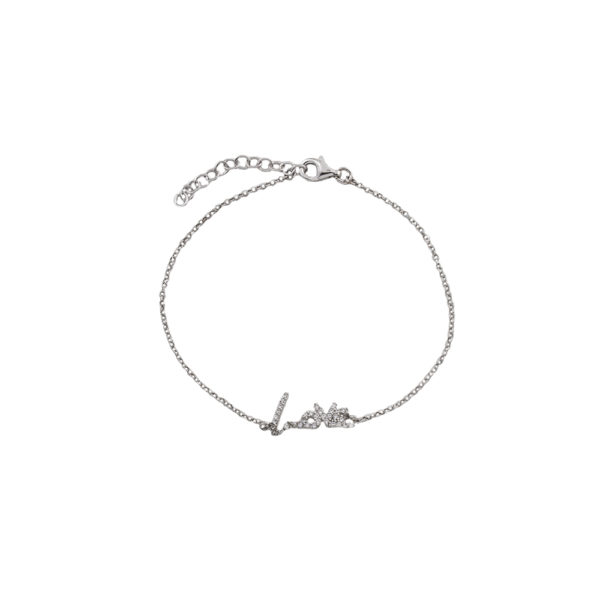 02X01-03109 Oxette Love And Kisses Bracelet