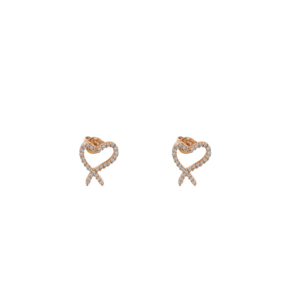 03X05-02155 Oxette Love And Kisses Earrings