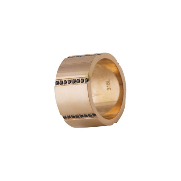 04X27-00295 Oxette Heavy Metal Ring