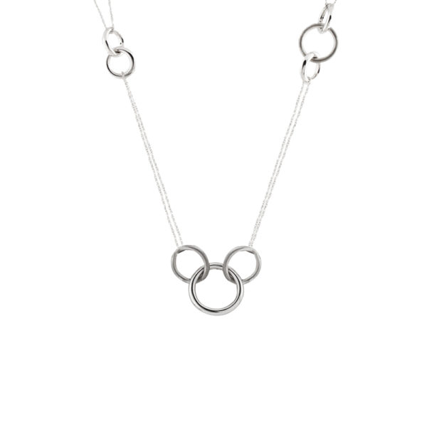 01X03-00205 Oxette Heavy Metal Necklace