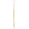 01X05-02708 Oxette Striking Gold Necklace