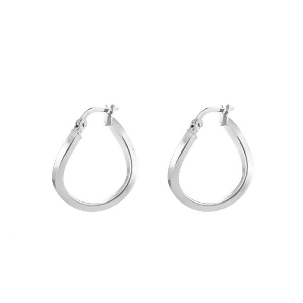 03X01-02937 Oxette Hoop Earrings