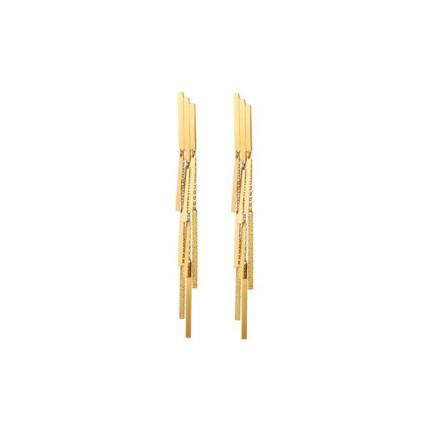 03X05-02249 Oxette Striking Gold Earrings
