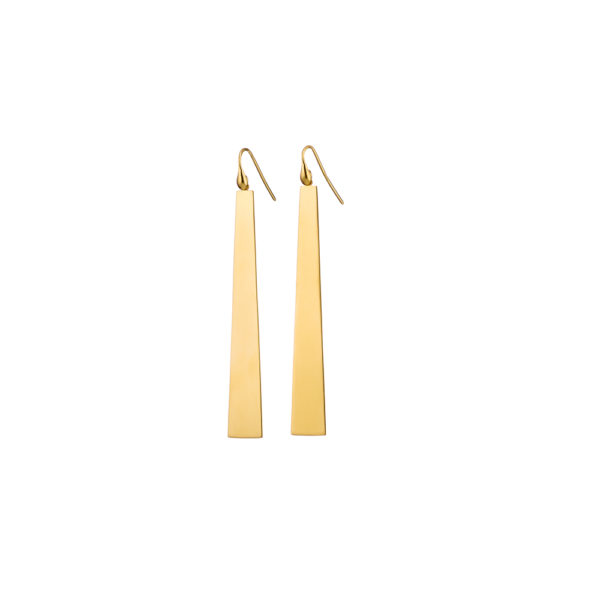 03X05-02321 Oxette Striking Gold Earrings