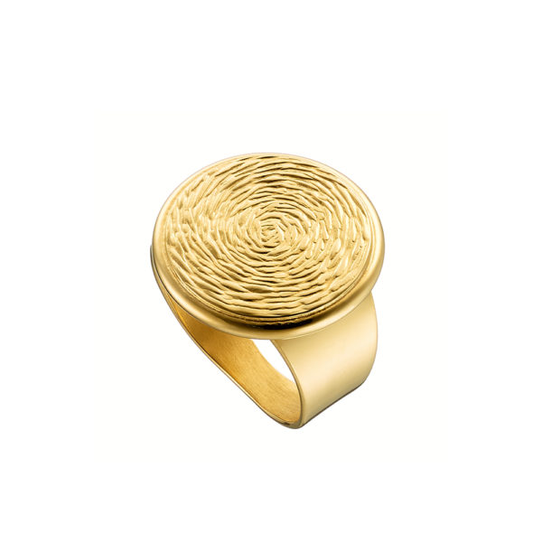 04X05-01478 Oxette Striking Gold Ring