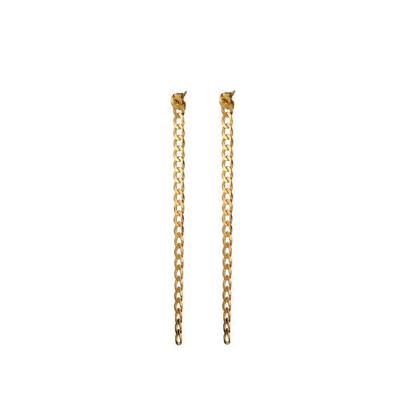 03X05-02250 Oxette Striking Gold Earrings