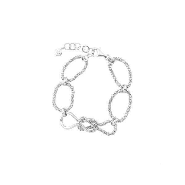 02X01-03171 Oxette Silver Rain Bracelet