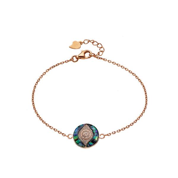 02X05-01976 Oxette Passion Blue Bracelet