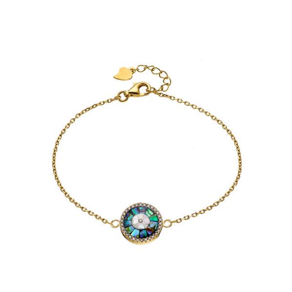 02X05-01977 Oxette Passion Blue Bracelet