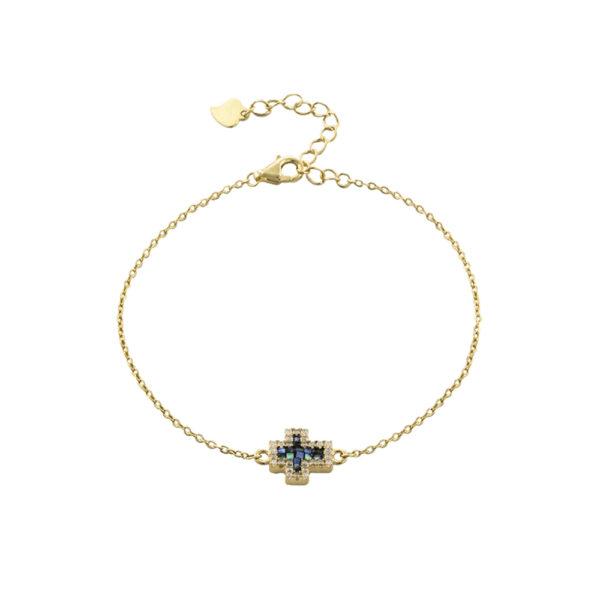 02X05-01979 Oxette Passion Blue Bracelet
