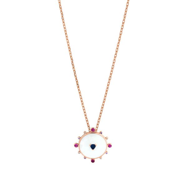 01X05-02846 Oxette Talisman Necklace