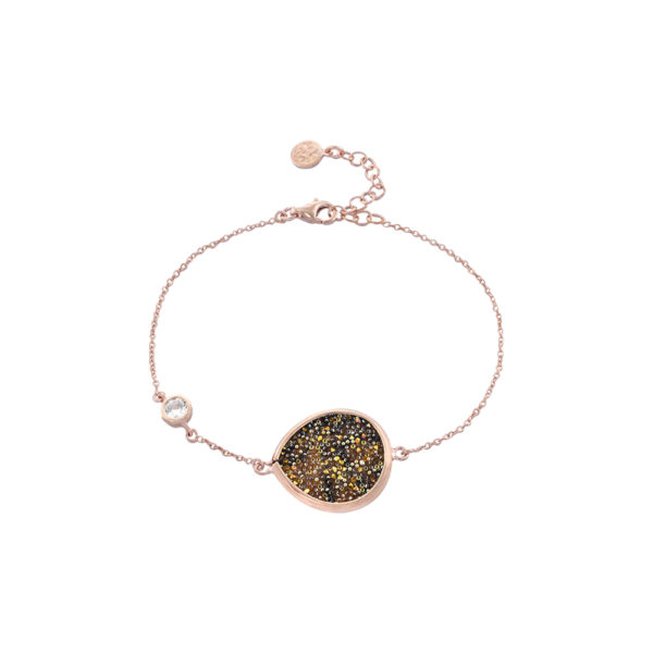 02X05-01999 Oxette Leopard Bracelet