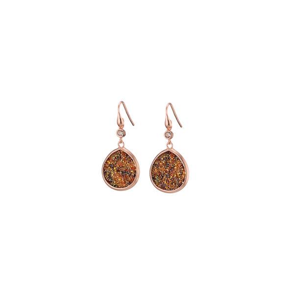 03X05-02398 Oxette Leopard Earrings