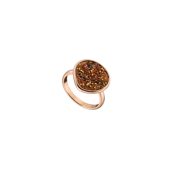 04X05-01498 Oxette Leopard Ring