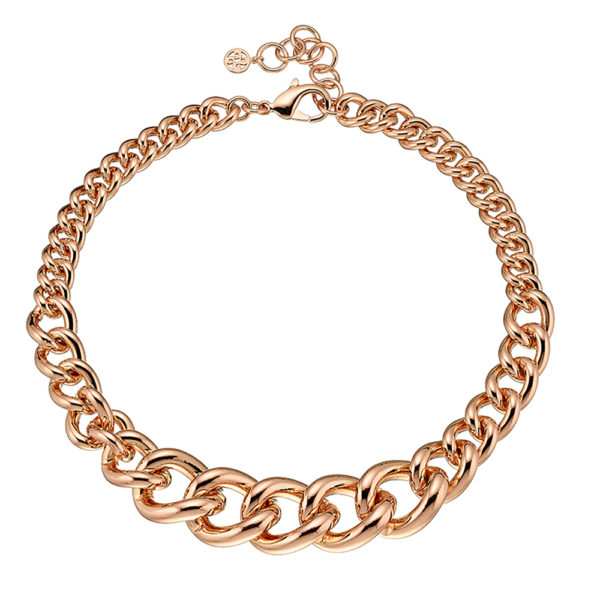 01X27-00213 Oxette Heavy Metal Necklace