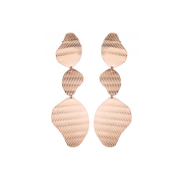 03X05-02440 Oxette Leopard Earrings
