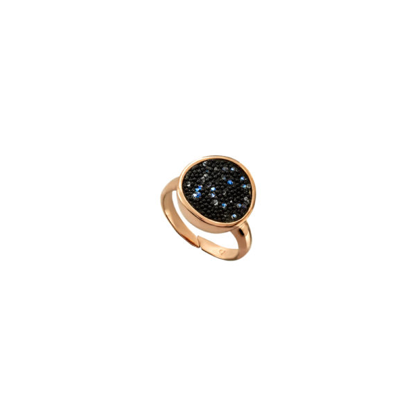 04X05-01525 Oxette Leopard Ring