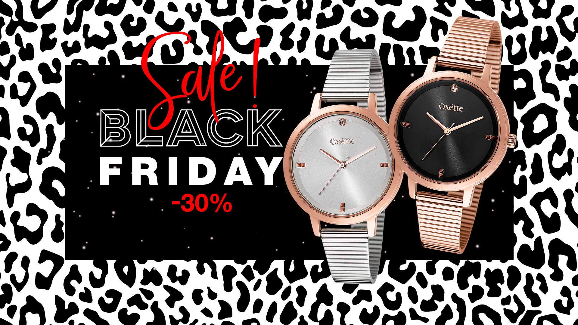 Black Friday 2020 - Oxette