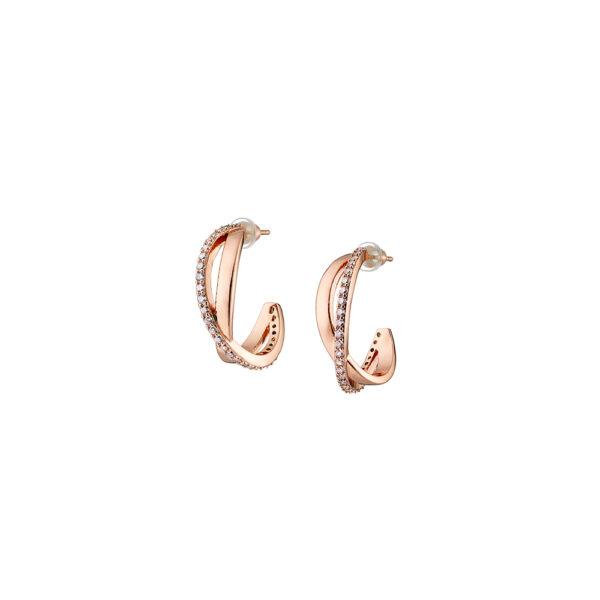 03X15-00228 Oxette Twist Earrings