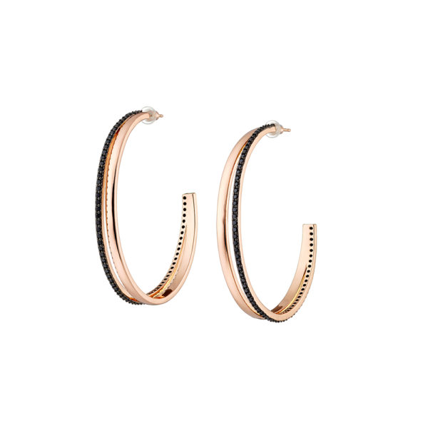 03X15-00229 Oxette Twist Earrings