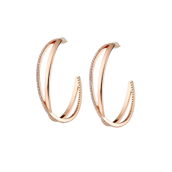 03X15-00231 Oxette Twist Earrings