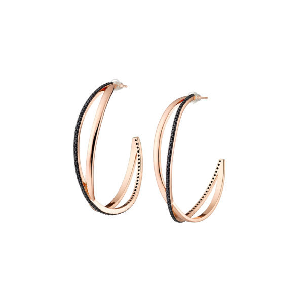 03X15-00232 Oxette Twist Earrings