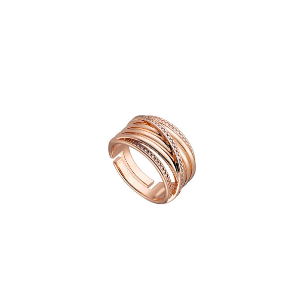 04X15-00113 Oxette Twist Ring